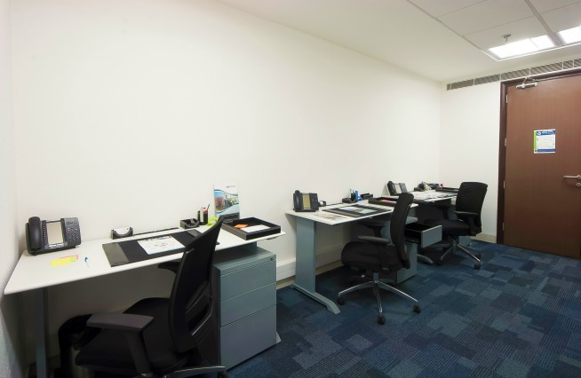 Flexible office space in saket