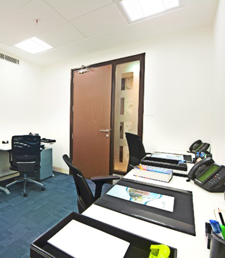 Coworking space in Saket