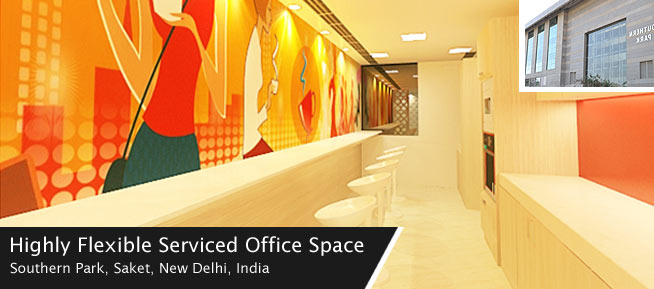 Office Space for Rent in Saket Available at Avanta Business Centre