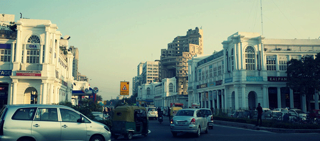 delhi s connaught place is the number one business district in india