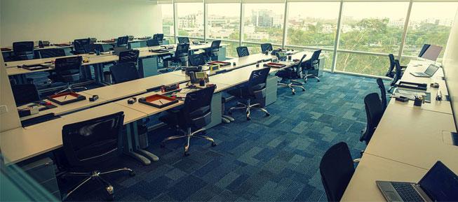 Office-Space-Leasing-Drops-in-Delhi-NCR