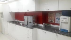 pantry area avanta serviced office statesman house