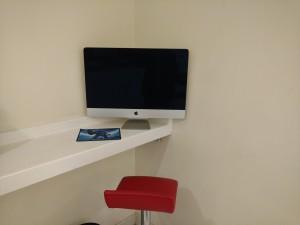 pantry area of avanta serviced office at park centra