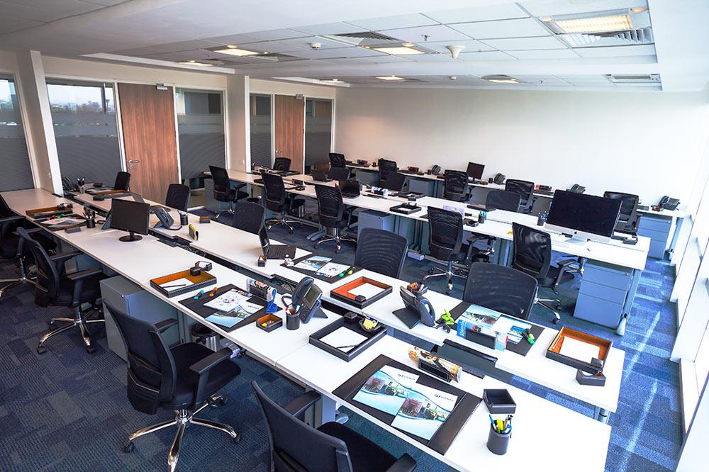 serviced office park centra avanta business centre