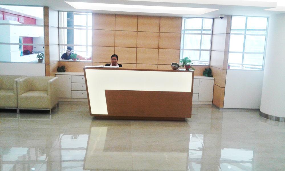 aerocity reception avanata business centre