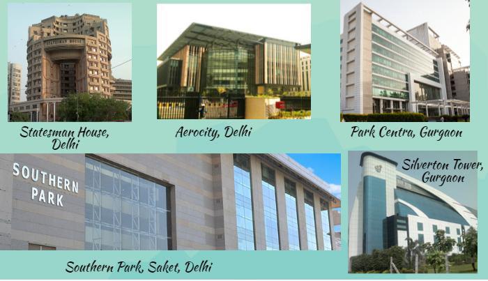 avanta business centre delhi and gurgaon