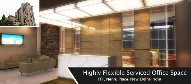 Serviced Office Space Nehru Place