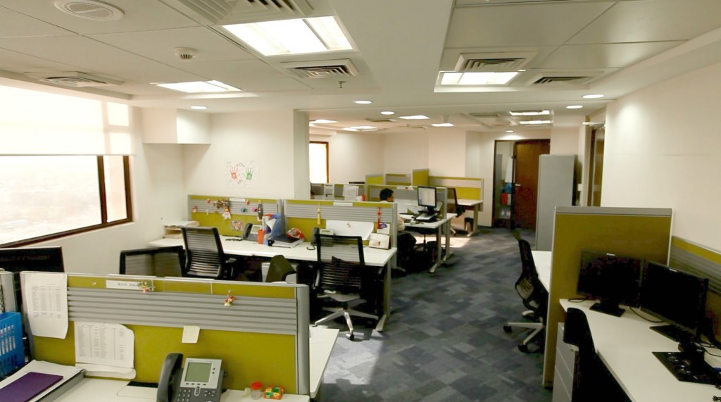 Does Office Lighting Affects Productivity