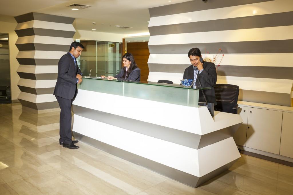 Avanta Business Centre Park Centra Reception Gurgaon