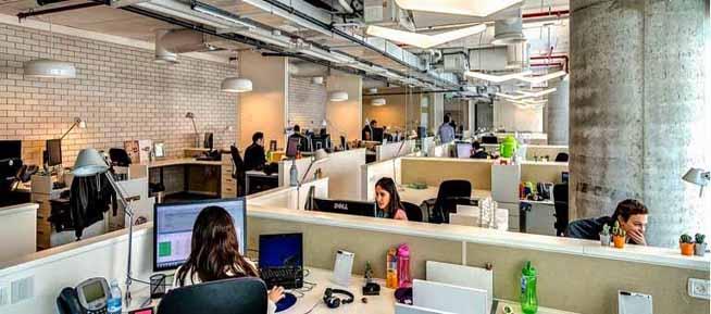 Coworking Established Businesses