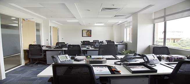 Coworking Spaces in Prime Areas