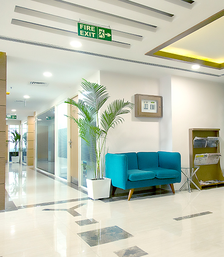 Office Space in Nehru Place