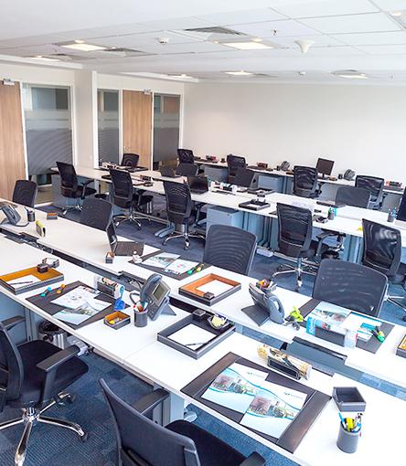 Temporary Office in Saket