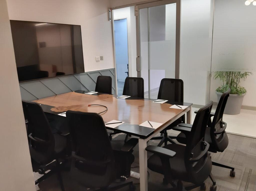 Arrange The Meeting Room