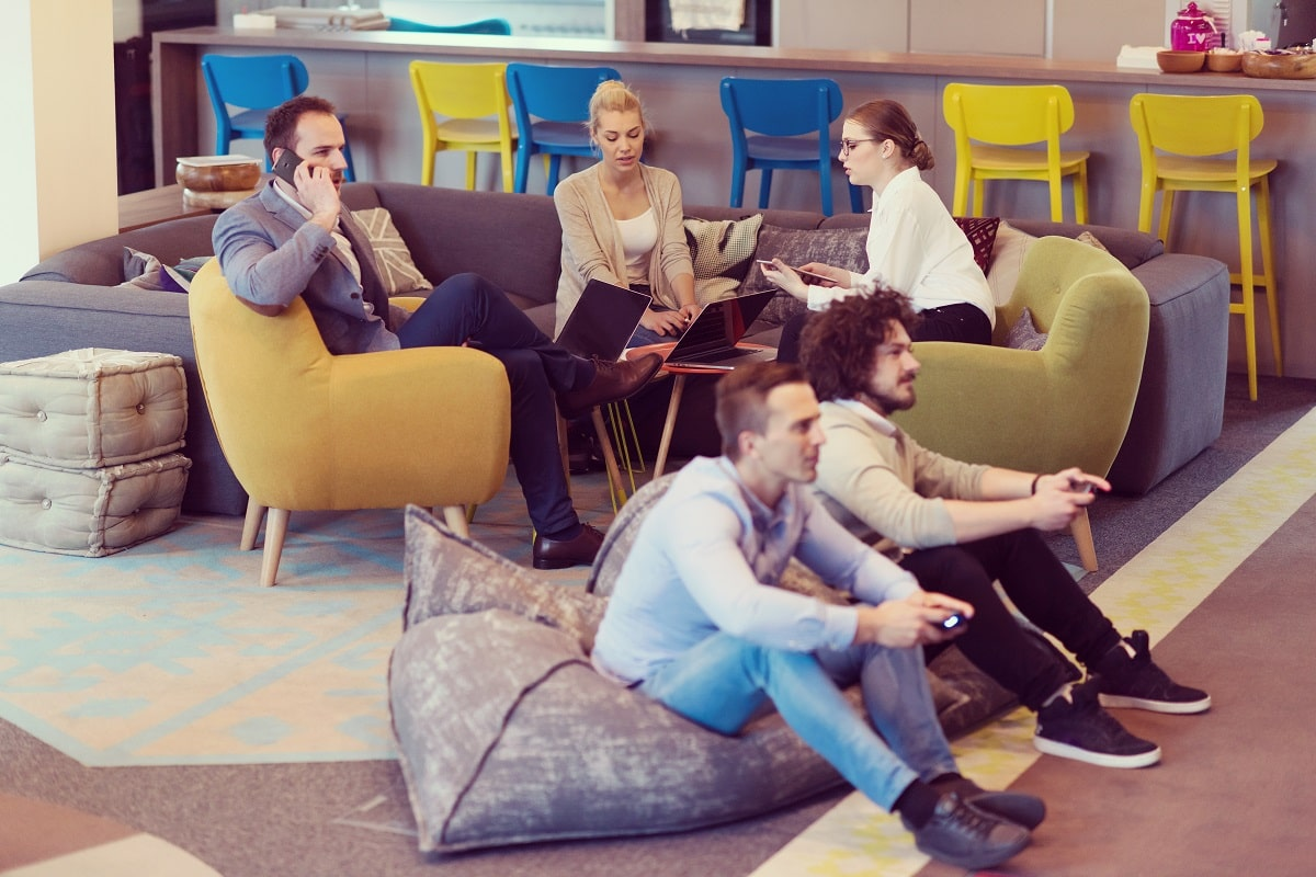 Attract Startups to Rent Office Space in Delhi
