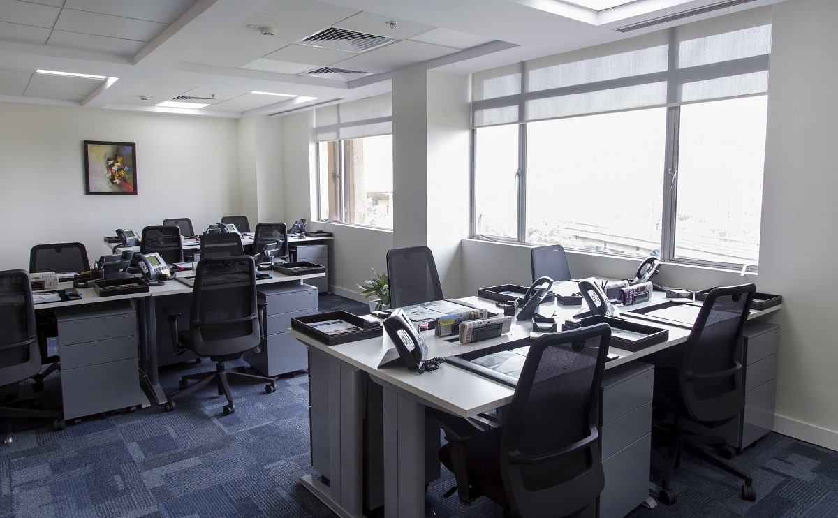 serviced office delhi
