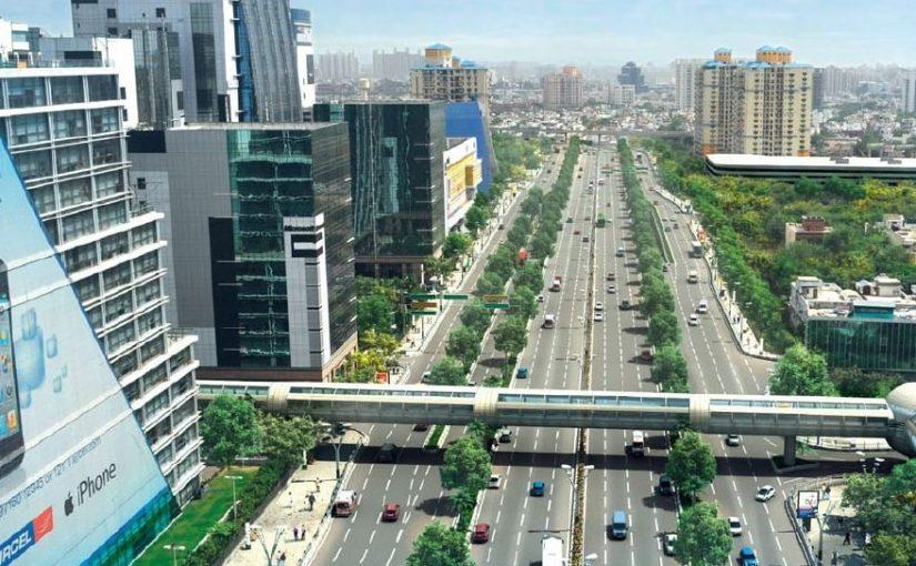cyber-city-gurgaon