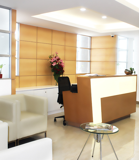 Coworking space in Aerocity at Worldmark 1