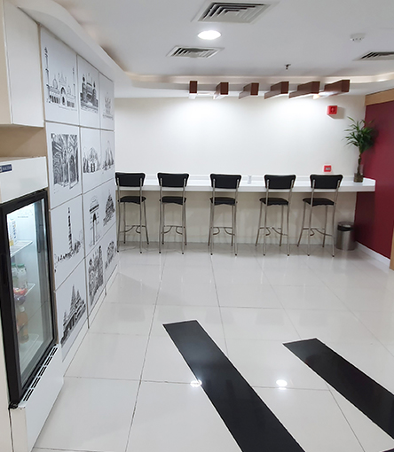 Business Centre in Connaught Place