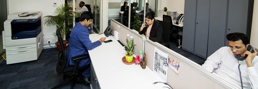 Hot Desking in Gurgaon