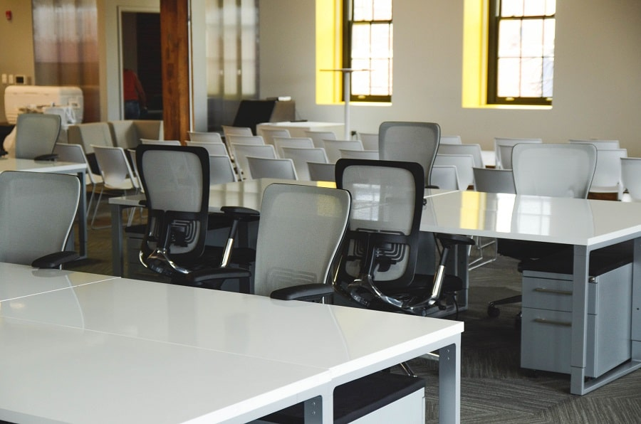 High-Quality Furniture In Office Space