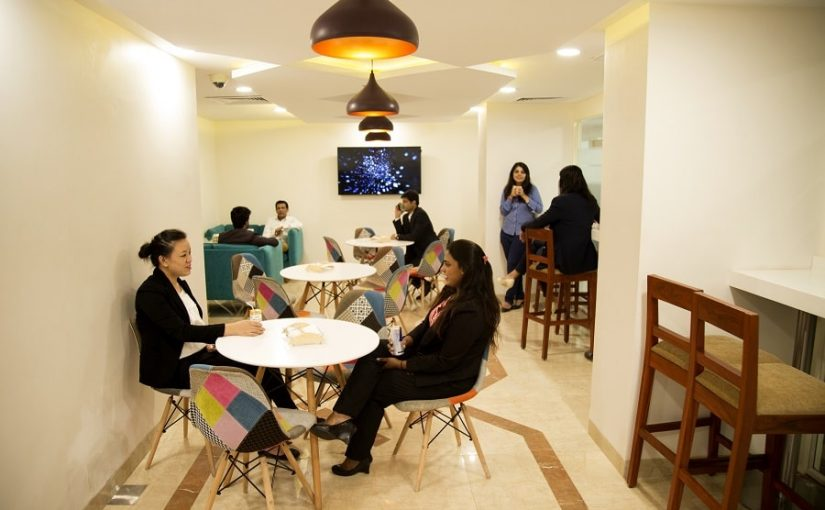 Social Interaction at Coworking Spaces in Delhi