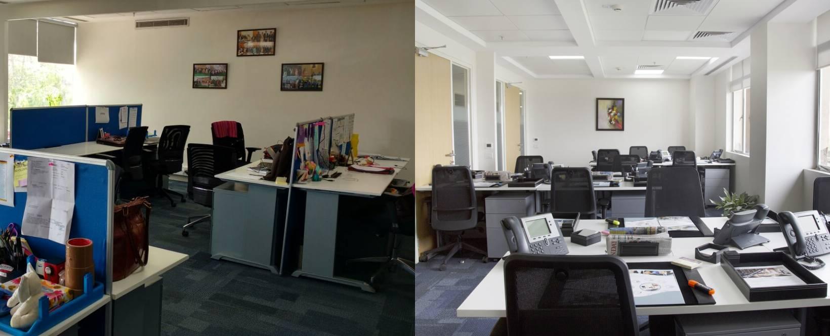 Temporary Office in South Delhi