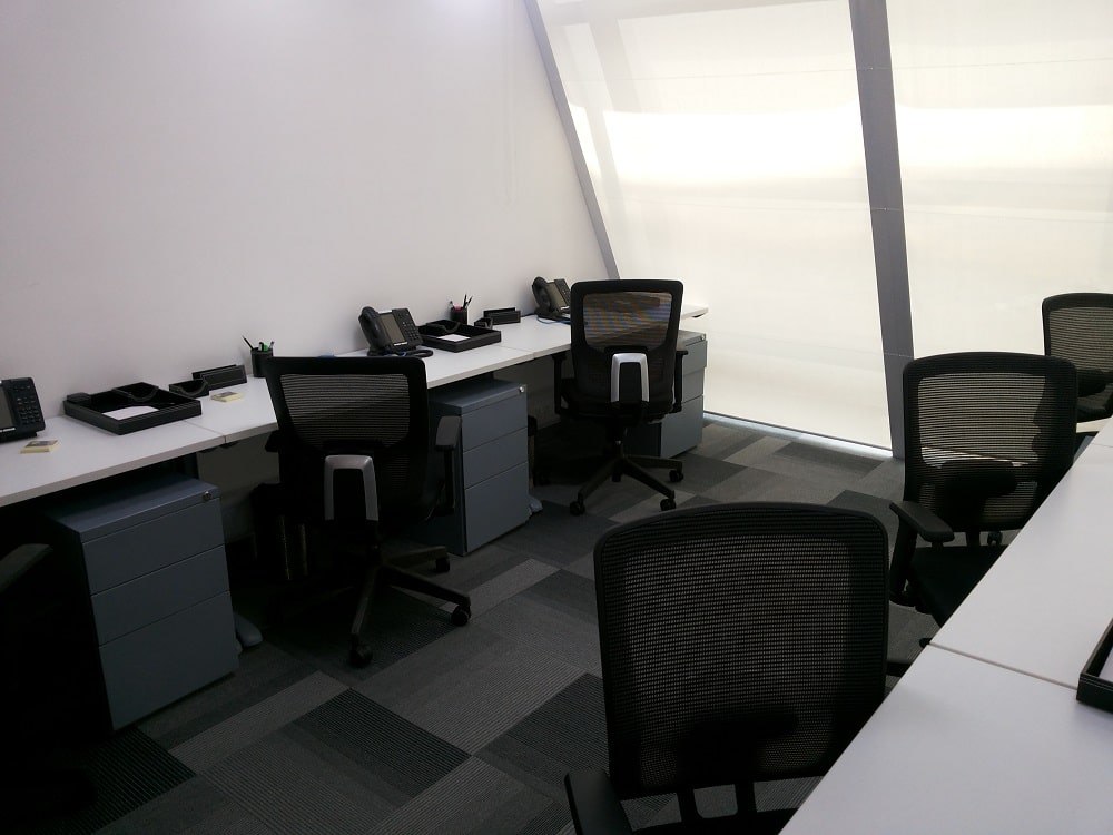 fully furnished office space in Delhi