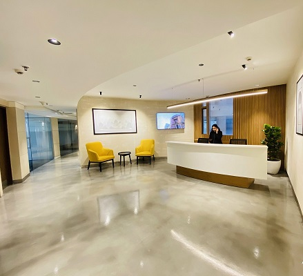 Coworking Space in Connaught Place (1)