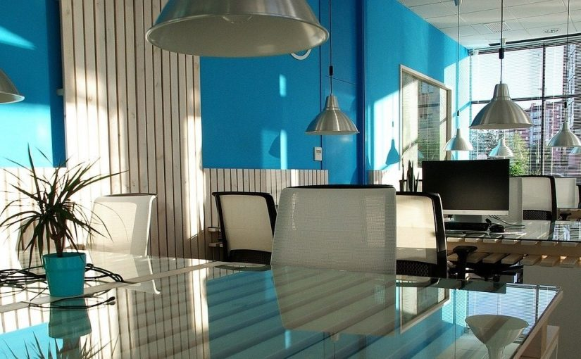 Manage distractions at open-plan office space