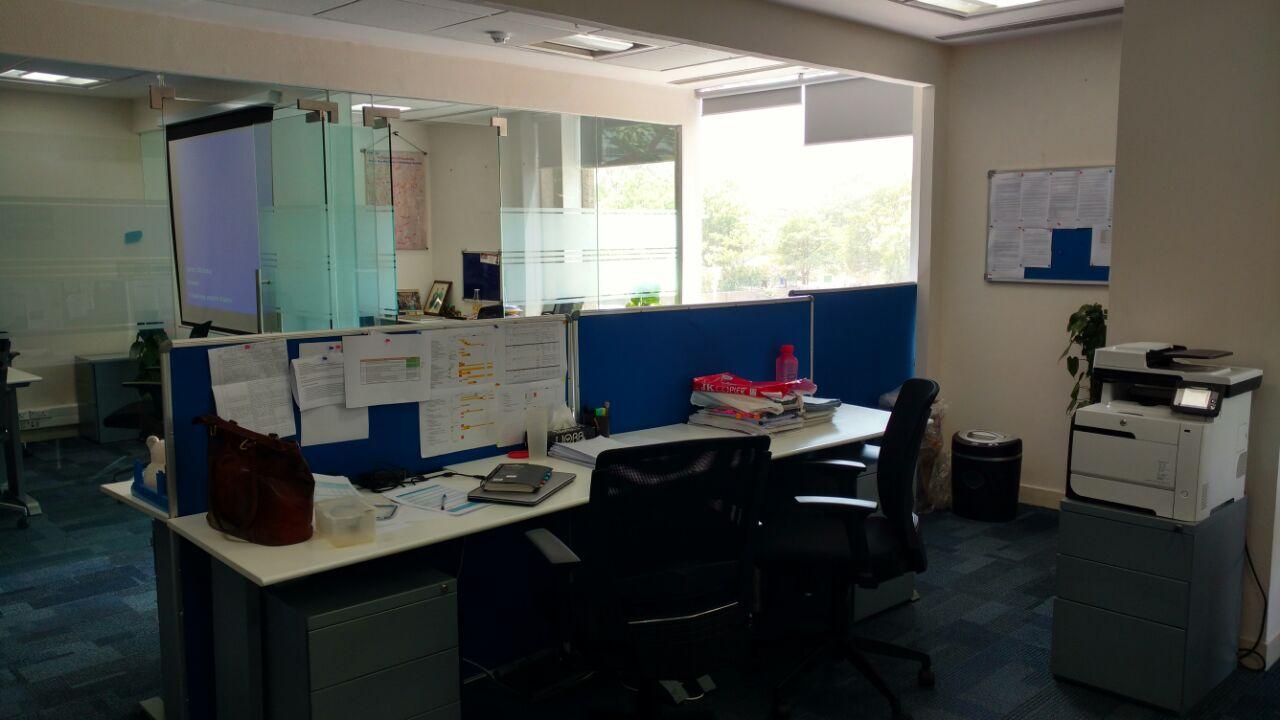 office space in saket