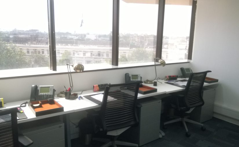 Office space on rent in Delhi