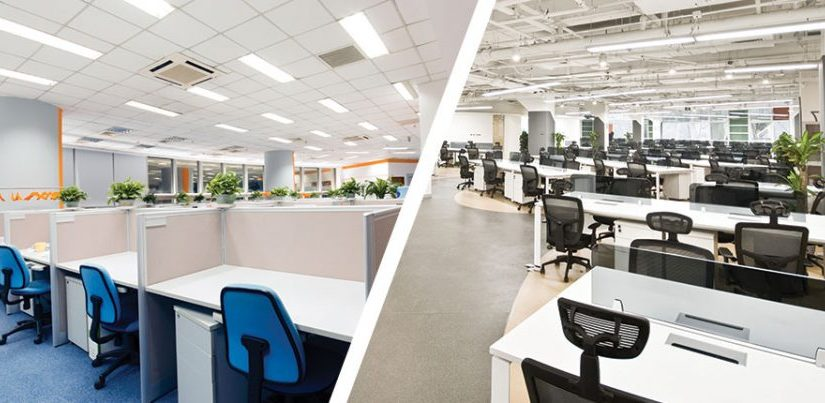 Conventional Office Space Vs Business Centres