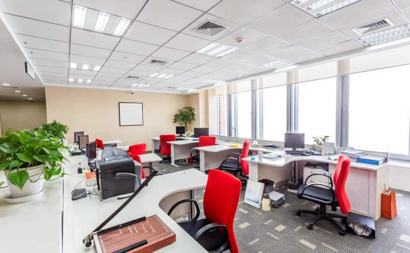 Amenities at Shared Offices